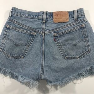 Levi's women's shorts size 30